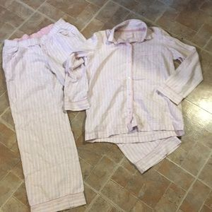 Victoria's Secret 2 piece pajama set size small